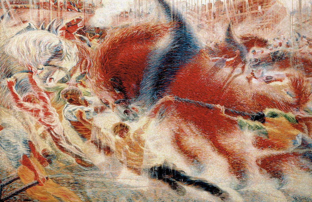 a brief history of futurism and umberto boccioni one of the futurists that ended up visiting jail fo A brief history of western literature : contents: the beginnings of literature myths and legends classical m yth myth and mystery  umberto eco eduardo de filippo.